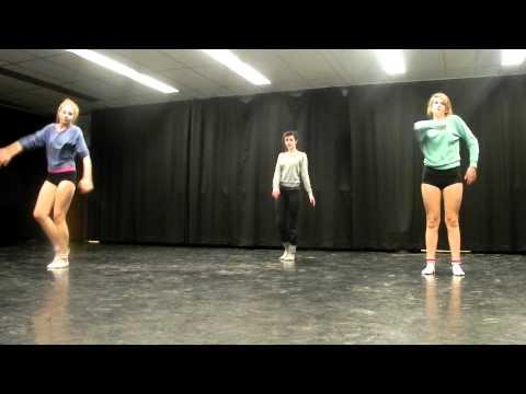 2011 Dance Exam : Lenka - The Show