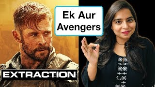 Extraction Netflix Movie REVIEW   Deeksha Sharma