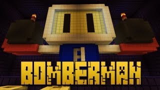 BOMBERMAN EN MINECRAFT!!