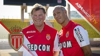 Mark Hateley On Winning The French Title And Working With Arsene Wenger At Monaco The Set Pieces