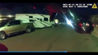 Chandler police release edited body cam footage of officer-involved shooting
