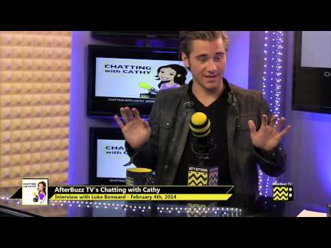 Luke Benward   AfterBuzz TV's Chatting with Cathy  February 4th, 2014