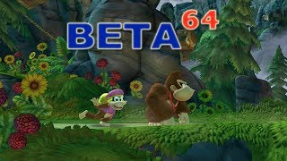 Beta64 - Donkey Kong Country: Tropical Freeze