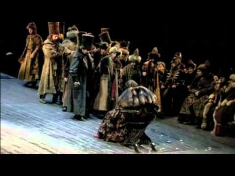 Mussorgsky: Boris Godunov (Teatro Regio, Torino) streaming vf