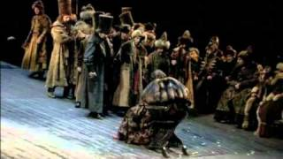 Mussorgsky: Boris Godunov (Teatro Regio, Torino)