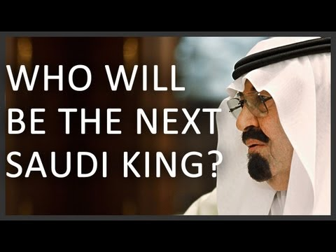 Succession crisis in Saudi Arabia
