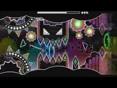 (Insane Demon?) Subterranean Animism by EVW | Geometry Dash 2.1