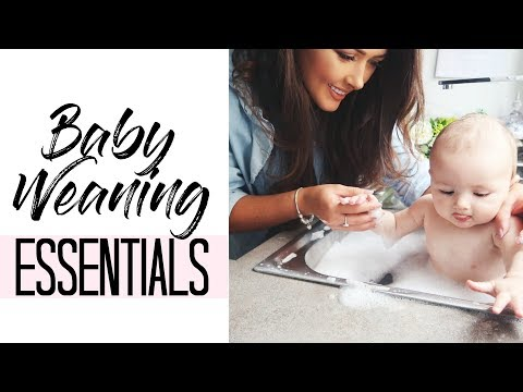 VLOGTOBER #1 | TOP BABY WEANING ESSENTIALS | AD