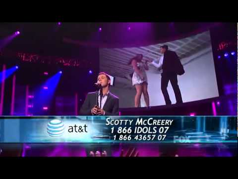 Scotty McCreery - Love You This Big - Top 2 - American Idol 2011 Finale (3rd Song) - 05/24/11