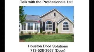 Exterior Louvered Shutters Installed Houston - Houston Door Solutions - 713-528-3667 (door)