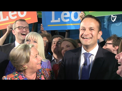 VIDEO: Leo Varadkar hopes to have Simon Coveney on his team if elected