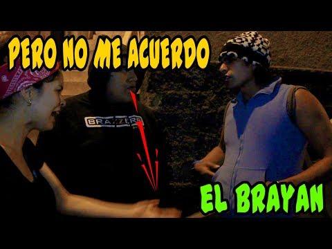 NO ME ACUERDO -EL BRAYAN - Loco IORI (tematica thalia natti natasha)