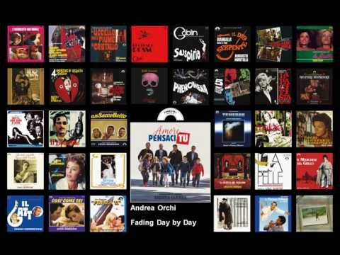 Andrea Orchi - Fading Day by Day  (Best Movie Soundtrack)