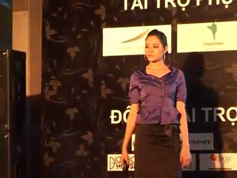 Đêm tiệc thời trang Hanoi fashion week -Người đẹp, doanh nhân hội tụ & tỏa sáng