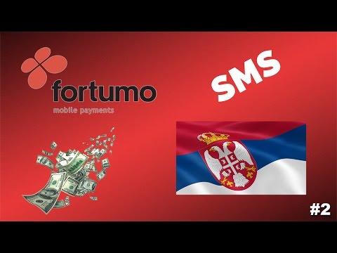 Fortumo PSMS API servis - objašnjenje