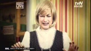 tvN snl코리아 박칼린 도레미송 대박