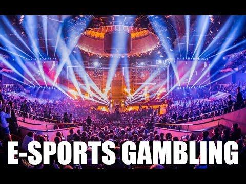 eSports Gambling & the Law