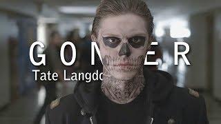 Tate Langdon   I'm a goner