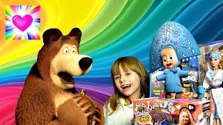 МАША и Медведь ❄ Сборник Маша осталась без Подарков Все Серии Подряд Мультик Обнимашки с Машей