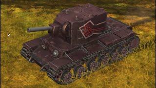KV-2 ● SU-152 ● ezzzZZzzz ● WoTB
