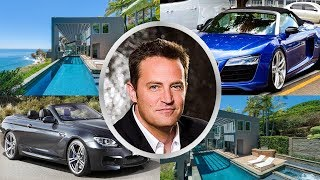 Matthew Perry Net Worth | Lifestyle | Family | House | Cars | Biography | 2018