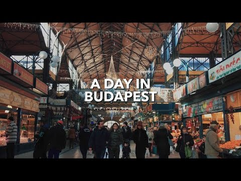 A Day in Budapest - Another Perspective