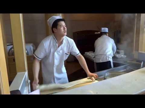 Fabrication Spaghetti en Chine