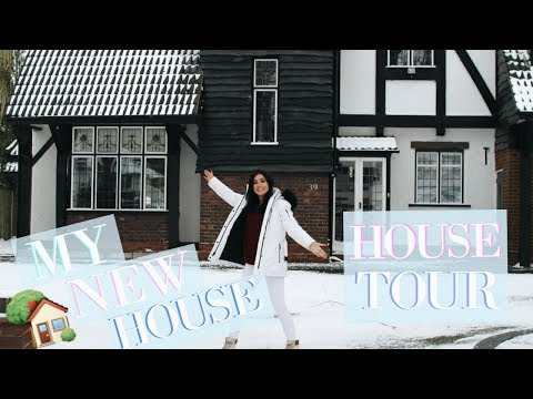 MY NEW HOUSE!! HOUSE TOUR 2018