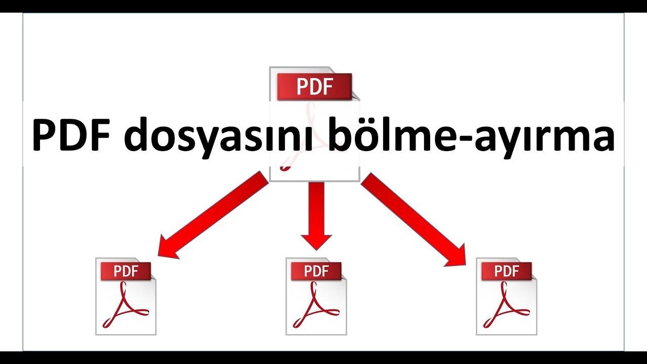 PDF Koruma Kaldırma - Şifre Kırma    PROGRAMSIZ