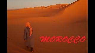 Enticing Morocco.