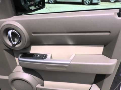 2008 Dodge Nitro 2WD 4dr SLT - YouTube