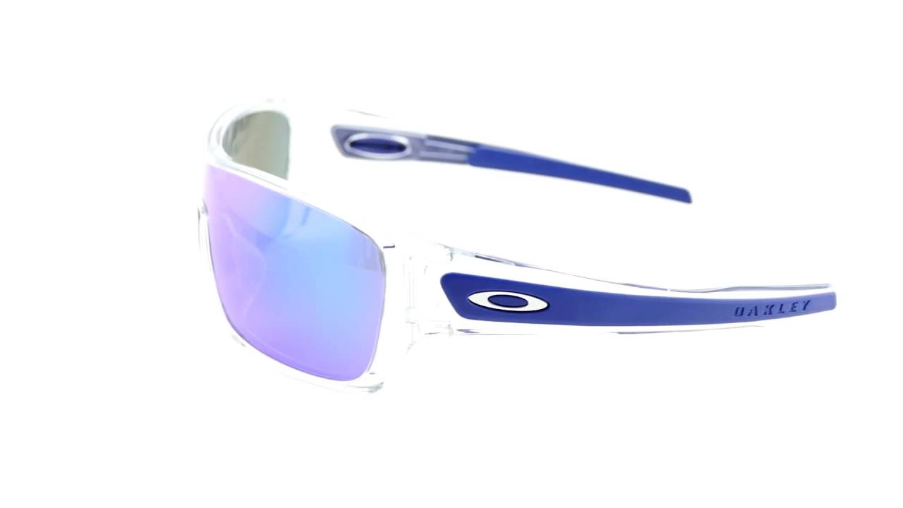 ff1efe5dd0 OAKLEY Turbine Rotor Polished Clear Sapphire Iridium - OO9307-10 ...
