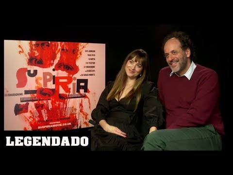 [LEGENDADO] Dakota Johnson e Luca Guadagnino - Flickering Myth