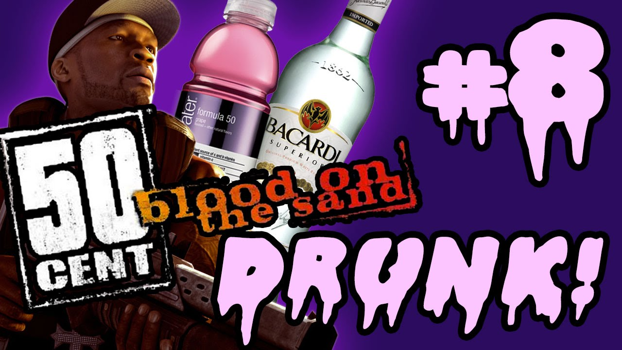 Drunk 50 Cent: Blood on the Sand Livestream Part 8: Inappropriate ...