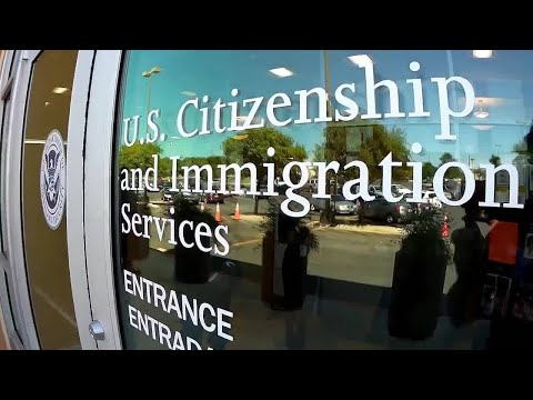 Video: New location for U.S. Citizenship and Immigration Services opens on North Side