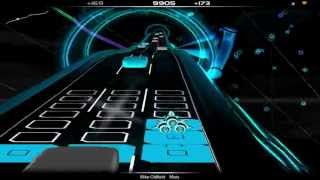 Audiosurf - Mike oldfield Misty ninja mono