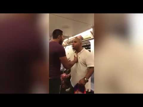 Fight With Wrong Person In Subway (MMA Fighter)😡😡😡😡