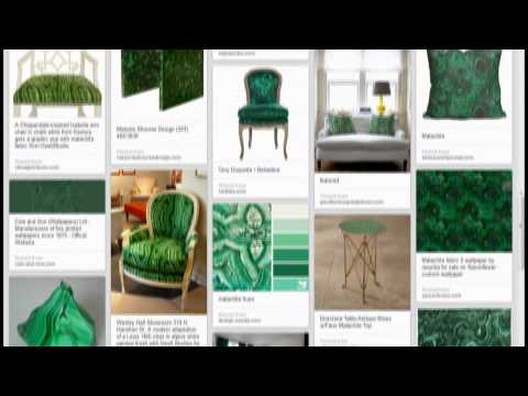 Decorating Your Home with Malachite