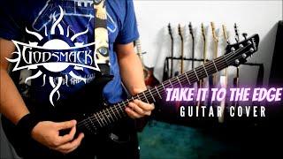 Godsmack - Take It To The Edge (Guitar Cover)