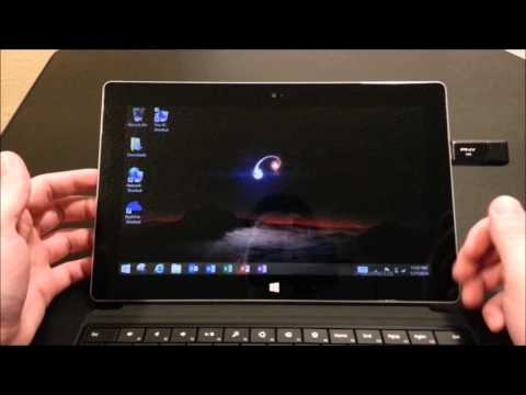 Microsoft Surface Quick Tip: Managing Memory, Storage, and MicroSD Card