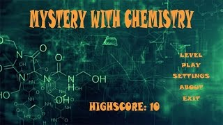 Mystery with Chemistry - Game Trailer !