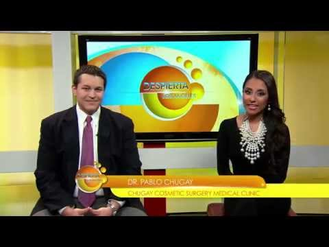 Gravity Medical Spa | Dr. Paul Chugay Spanish Interview on Univision | Irvine | California