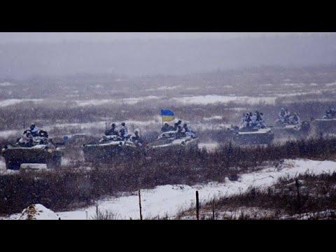 В эти минуты! Наступление по всему фронту – в ЛДНР паника, прорыв на 8 километров. Миномёты ударили!