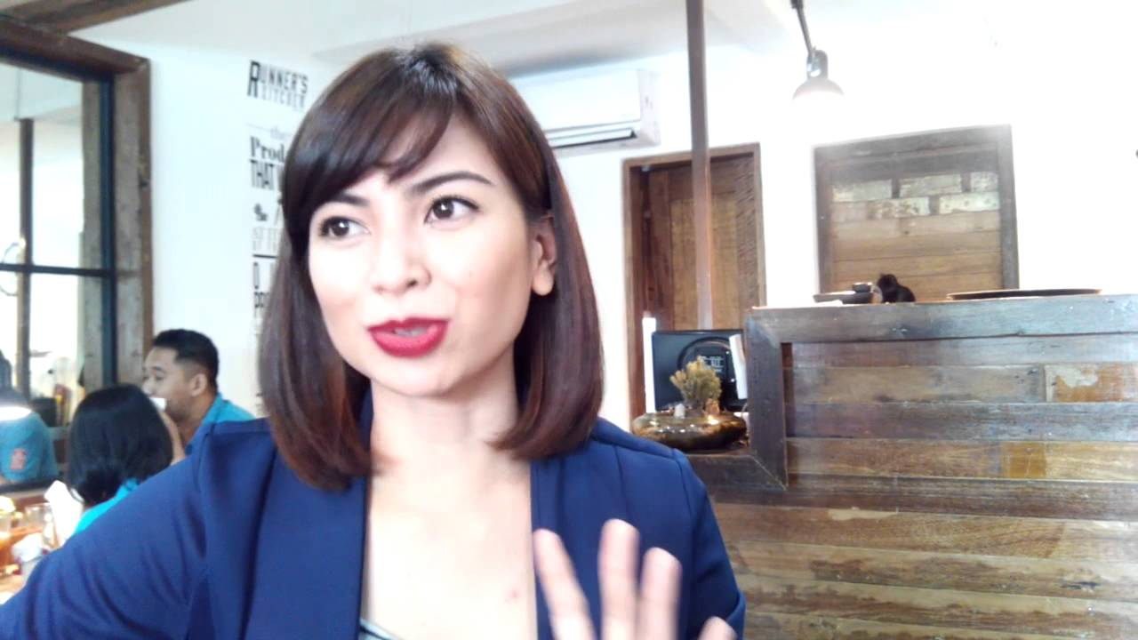 glaiza de castro talks about 'the richman's daughter' - youtube