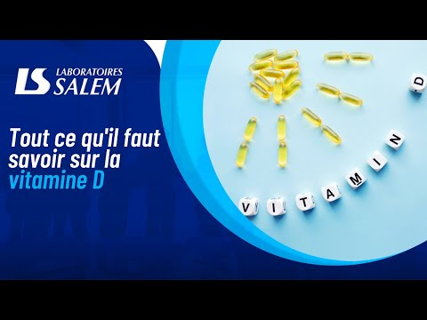 Tout ce qu'il faut savoir sur la #Vitamine_D