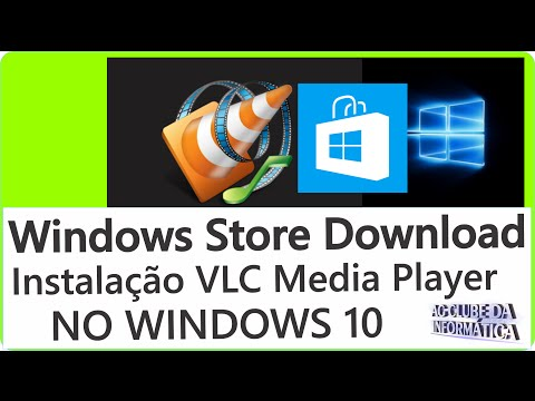 Windows Store Download E Instalação Vlc Media Player No Windows 10