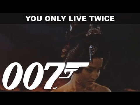 Opening scene YOU ONLY LIVE TWICE - James Bond (007) - Gun Barrel-Intro / Opening credits (1967) ▶2:41