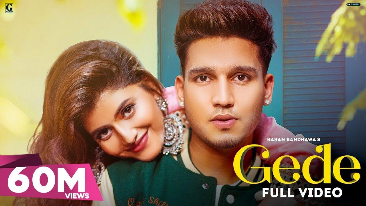 Gede : Karan Randhawa (Official Video) Rav Dhillon | Simar Kaur | GK Digital | Punjabi Song Geet MP3