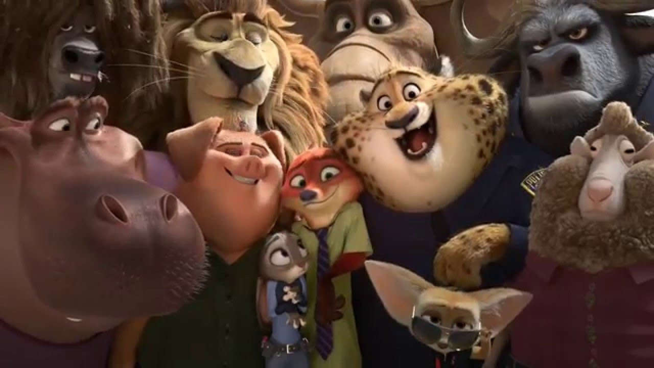 Download Zootopia - Try Everything By Shakira (Music Video)