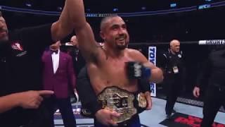 Роберт Уиттакер - Путь к чемпионству UFC